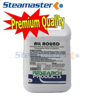 Chemicals Research Products carpet cleaning detergent All Round5L