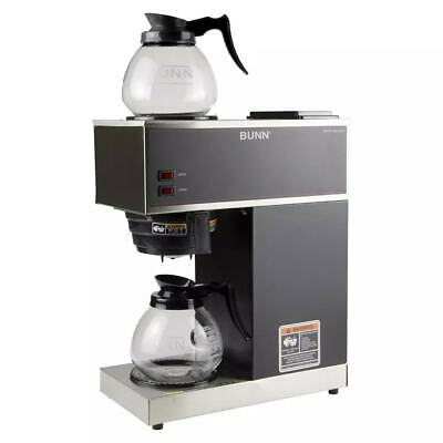 Bunn Vpr Vpr Medium Volume Decanter Coffee Maker - Pourover 3 45 Galhr 120v