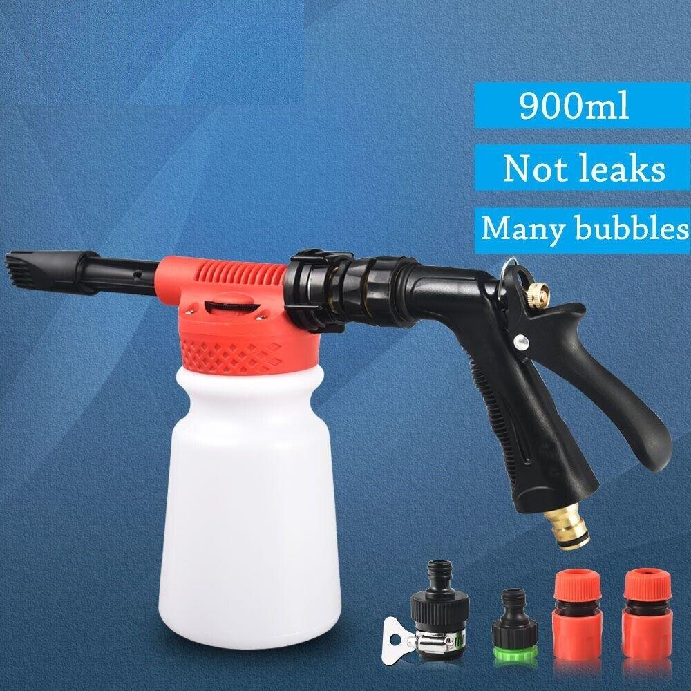Foam Wash Gun High Pressure Snow Lance Professional Generato