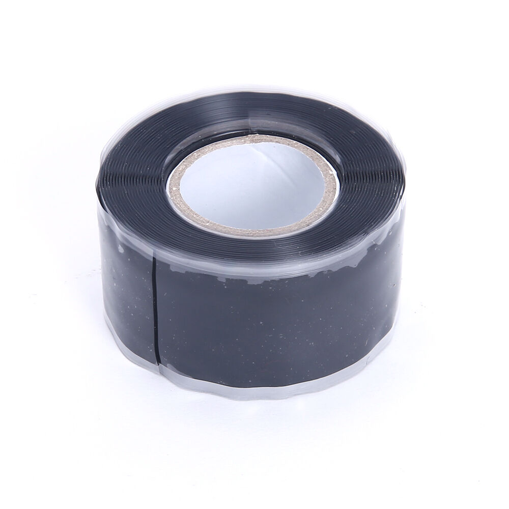 Self-Fusing Seal Repair Emergency Rescue Silicone Rubber Hose Tape Water Pipes