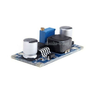 LM2596S Step Down Module DC 3V-40V to1.5v-35V 3.3V 5V 12V 3A Voltage Regulator