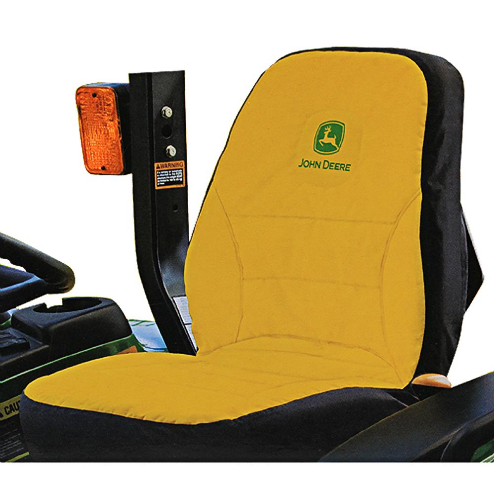 john deere lp95223 medium seat cover for compact utility