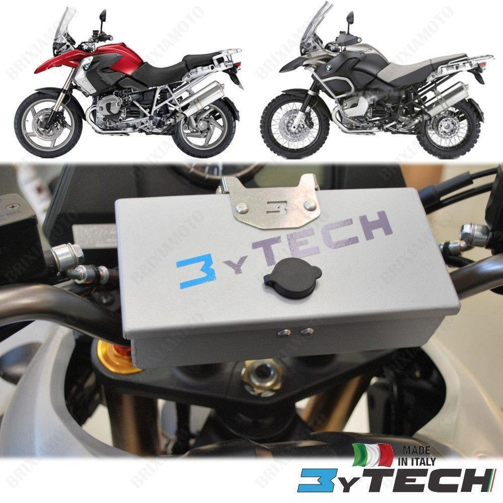 handle box large silver handlebar with key bmw 1200 r gs. Black Bedroom Furniture Sets. Home Design Ideas