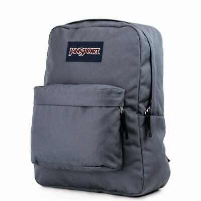 JANSPORT Super Break Backpack Deep Grey JS00T5015L8 Schoolba