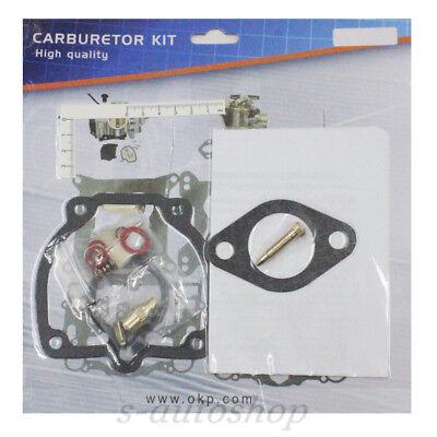 For 68330 Ih Farmall Basic Carburetor Repair Kit M Mv 300 350 400 450 W6 0236821