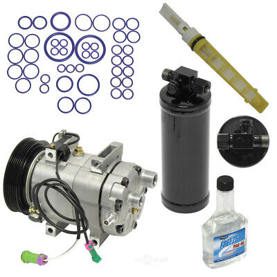 A/C Compressor & Component Kit-Compressor Replacement Kit fits 94-95 90 Quattro