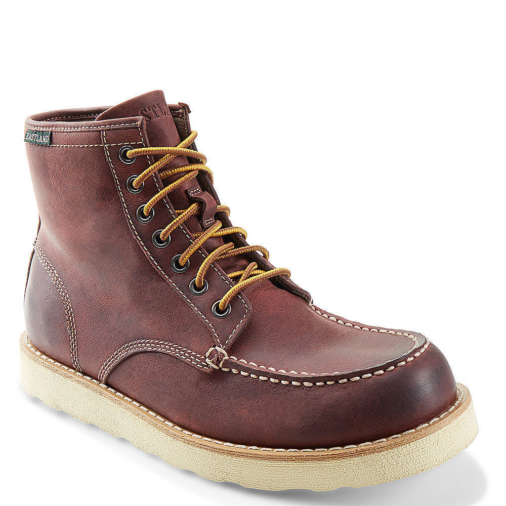 5aed19fe2bd Men's Eastland Lumber up Boot 13 D Oxblood Leather