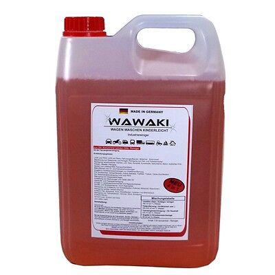5 Liter Konzentrat Wawaki Industriereiniger Felgenreiniger Alufelgenreiniger