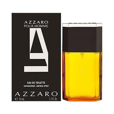 Azzaro Pour Homme by Loris Azzaro for Men 1.7 oz EDT Spray Brand New