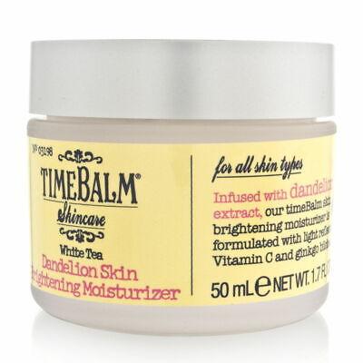 theBalm Time Balm White Tea Dandelion Skin Brightening Moisturizer 50ml/1.7oz