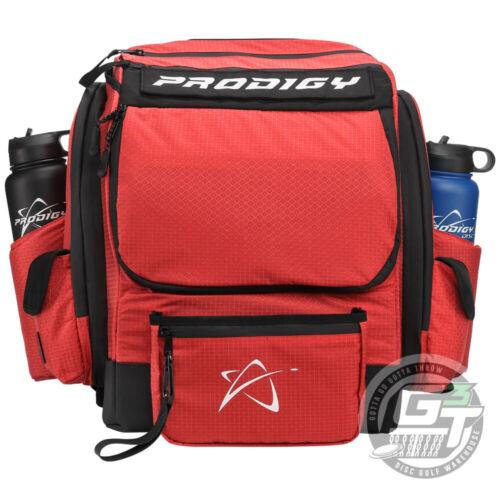 Prodigy Discs BP-1 V3 Backpack Disc Golf Bag Holds 20+ Discs - PICK YOUR COLOR