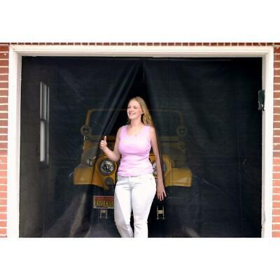black garage fiberglass door hardware