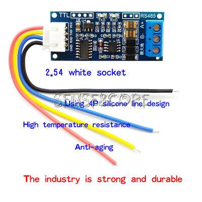 TTL to RS485 Module Serial Port UART Hardware Automatic Flow Control 3.3V/5.0V Serial Port Control