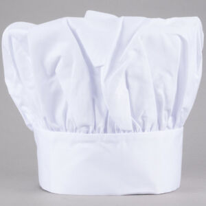 USA-SELLER-CHEF-HAT-CLOTH-ONE-SIZE-FIT-MOST-FREE-SHIPPING-USA-ONLY