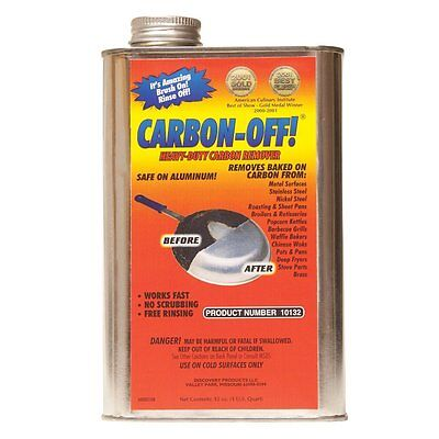 Discovery Products Carbon Off Quart-Imperfect Can