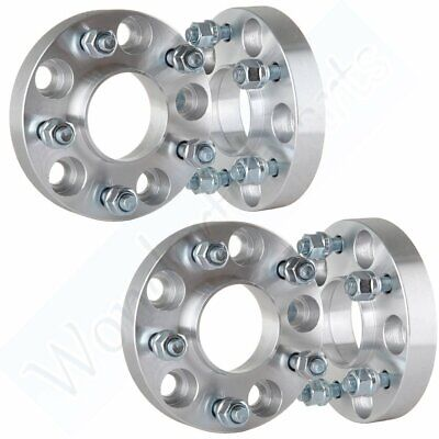 "4X 1"" 5x4.75 7/16"" Studs Hubcentric Wheel Spacers fits  1967-1981 Chevy Camaro"
