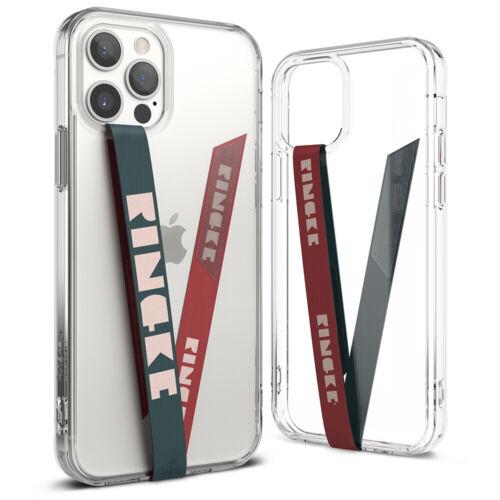 Ringke [Band Strap] Slim, Microfiber Phone Strap Holders for Smartphone Case