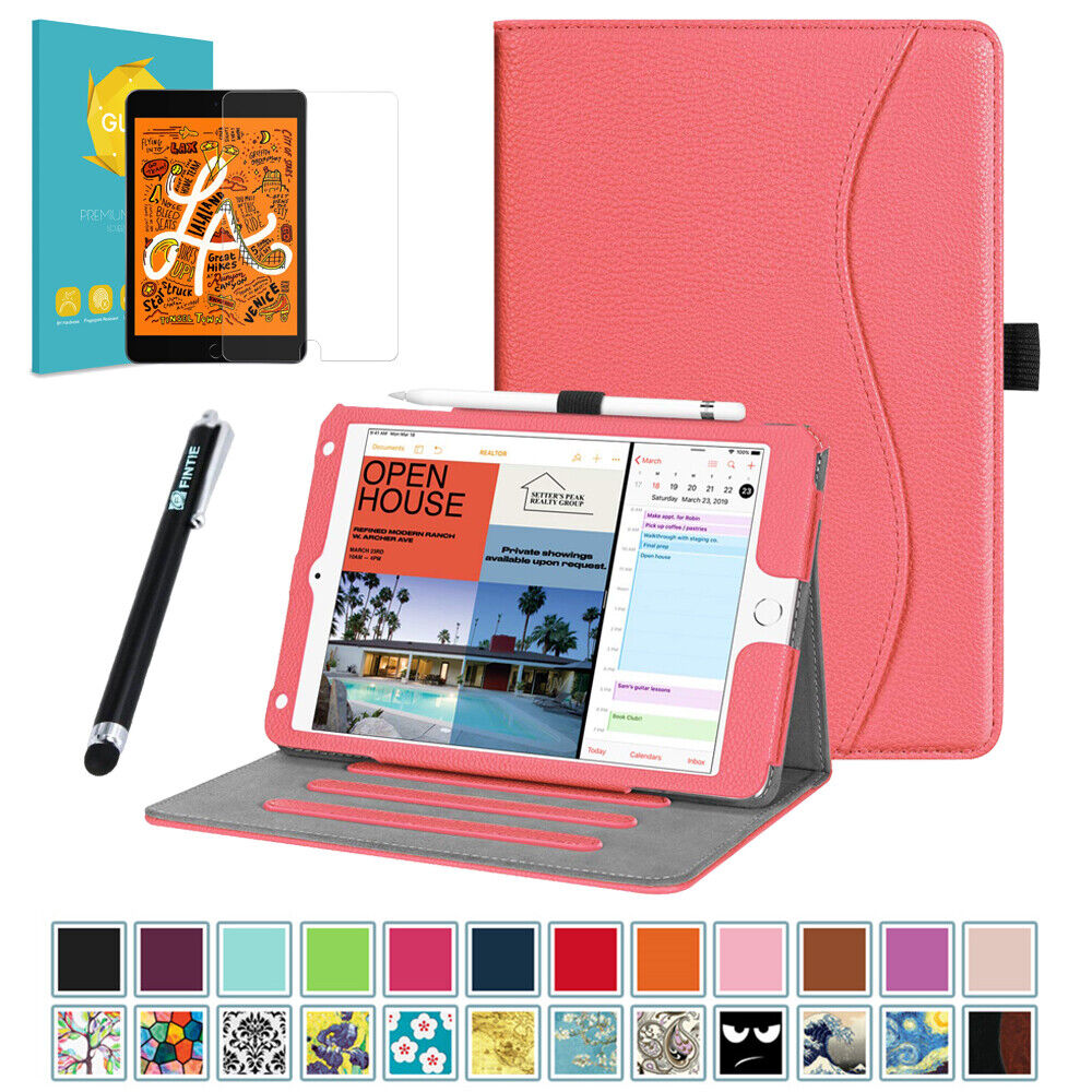 Fintie Multi-Angle Case for New iPad Mini 5th Gen 2019 A2133
