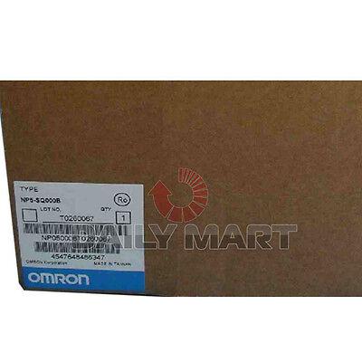 Omron Hmi Interactive Display Np5-sq000b Np5sq000b Industrial Automation New