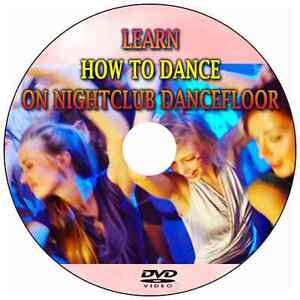 LEARN HOW TO DANCE ON DANCEFLOOR IN NIGHTCLUB DVD WEIGHT