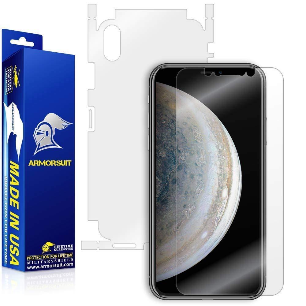 ArmorSuit - Apple iPhone Xs Max Screen Protector + Full Body