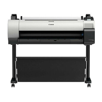 Canon Imageprograf Ta-30 36 Inch Large Format Printer 1 Roll Feeder