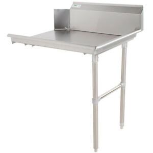 Dishwasher Table EBay - Stainless steel dishwasher table
