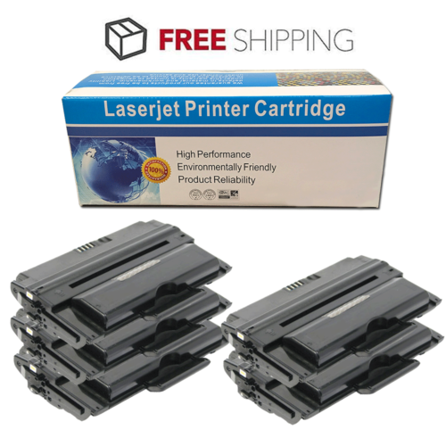 5 pack 045 Color Set fits Canon LBP612Cdw Printer FREE SHIPPING!