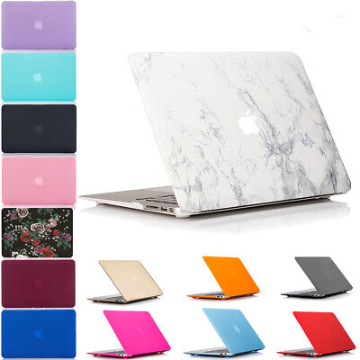 "Hard Case Cover Plastic Shell for Apple Macbook Air 13.3"" 13 inch A1369 A1466"
