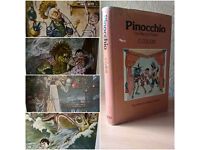 Pinocchio: The Tale of a Puppet, C. Collodi, Charles Folkard (Illustrator), 1981