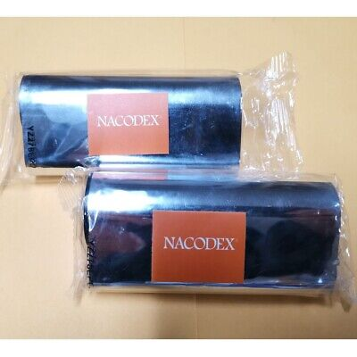 2x Thermal Transfer Wax Ribbon 0.5