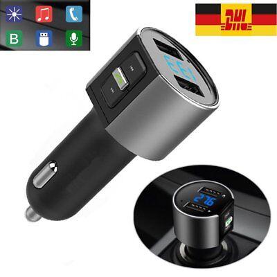 Auto KFZ MP3 Player Bluetooth Freisprecheinrichtung FM Transmitter USB Stick Neu