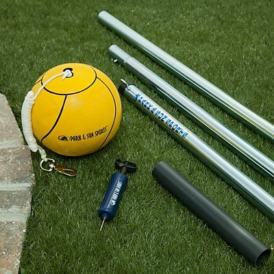 Park & Sun Tetherball Set with Ball, Yellow, 1
