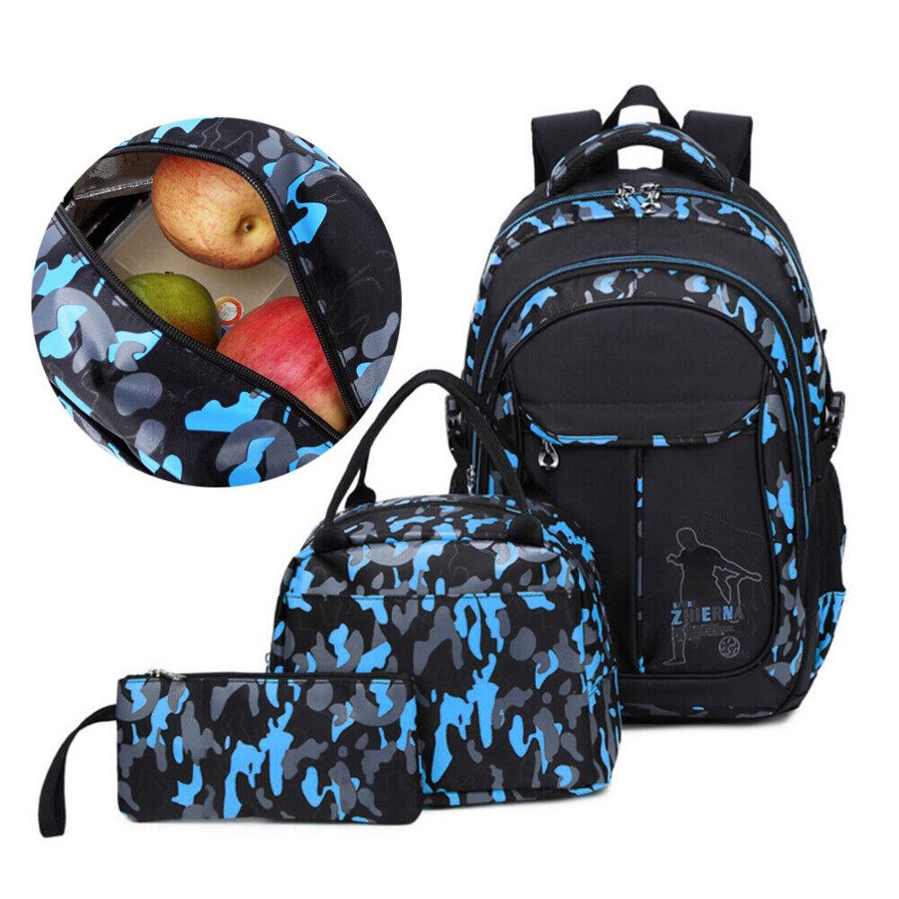 Rucksack Tasche Schulrucksack Mädchen Ranzen Jungen Schultasche Schule Freizeit