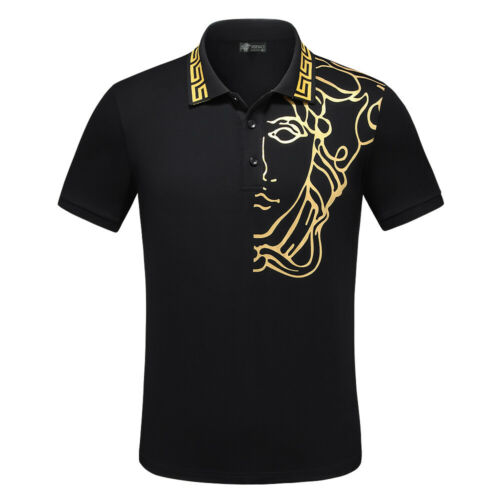 New Versace Collection Medusa Black Men