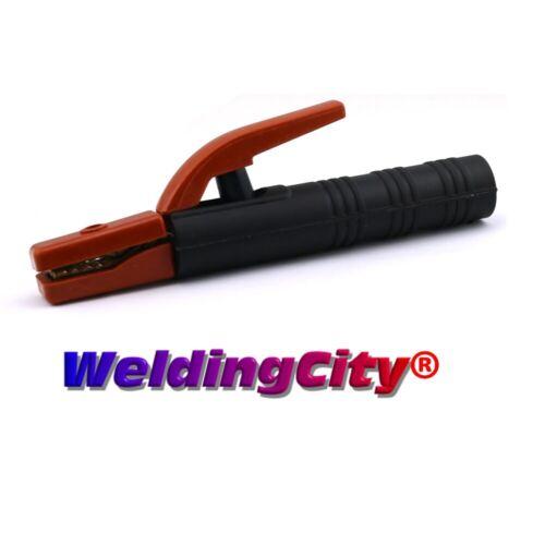 WeldingCity® Arc Welding Stick Electrode Holder 300Amp Strong Jaw US Seller