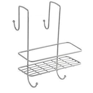 Griglia per doccia rettangolare con gancio appendino per for Accessori box doccia