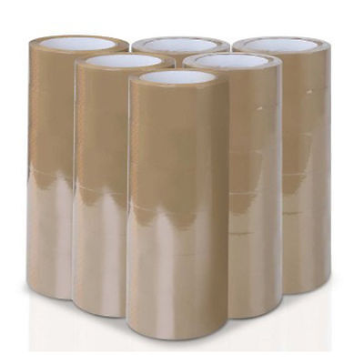 Premium Carton Sealing Shipping Packing Tape - 36 Rolls 2