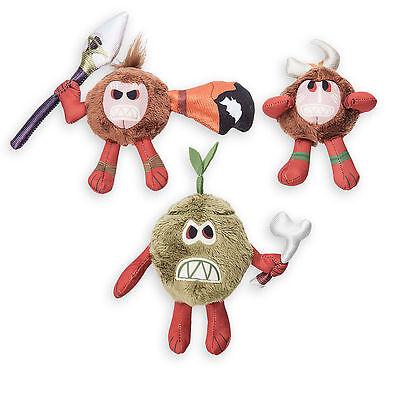 Disney Store Authentic Moana Kakamora Plush Set Toy Dolls New