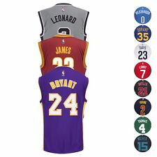 2016-17 NBA Adidas Official Team Player Current Replica Jersey Collection Men's