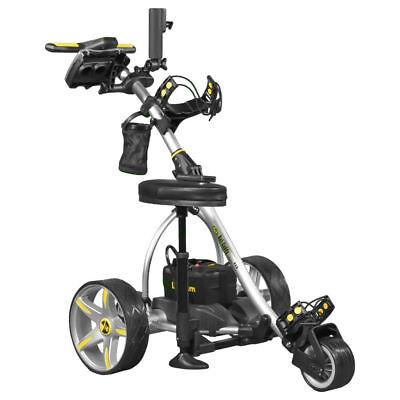 Push-Pull Golf Carts - Remote Control Golf Cart - 2