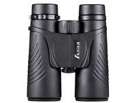 BNISE Binoculars Compact for Bird Watching, Asika 10x42