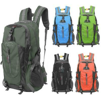 35L Shoulders Hiking Camping Waterproof Luggage Rucksack Backpack Sport 5 Colors