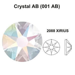 144 CRYSTAL AB 001 AB Swarovski 2088 20ss flatback rhinestone 5mm ss20 wholesale
