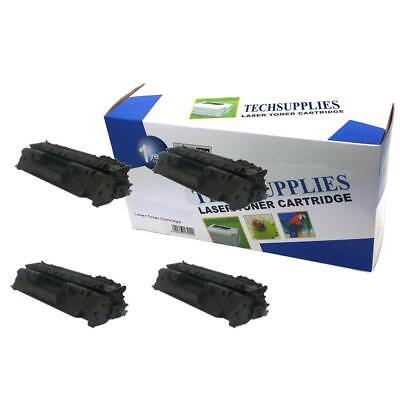 4 Laser Toner Cartridge for HP LaserJet P2035 P2035n P2055dn P2055x CE505A 05A ()