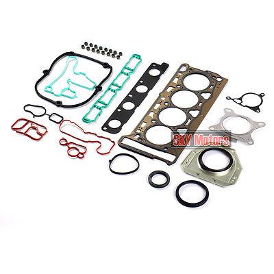 Engine Cylinder Head Gasket Oil Seal Repair Kit For VW GTI Tiguan AUDI A4 2.0T