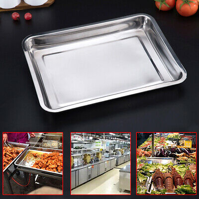 6 Pack Full Size 24 Deep Stainless Steam Table Hotel Buffet Food Pan