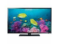 32 samsung slim line LED TV in newish condition