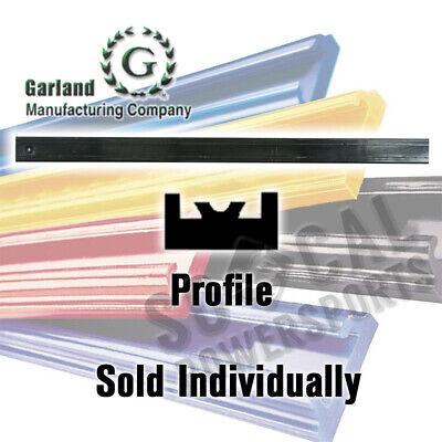 1989-1999 Yamaha OVATION Garland Snowmobile Hyfax Slide Black
