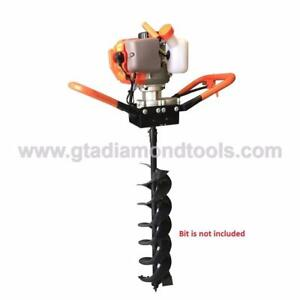 One or Two Man, Ground Drill Earth Auger, Post Hole Digger, Auger bits Brand new with Warranty